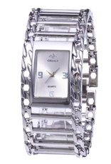 Grealy Grealy Rectangle argent