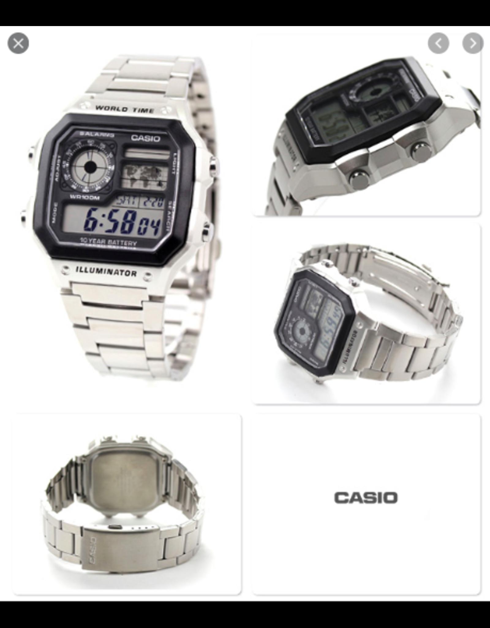 Casio AE-1200WHD-1AVCF