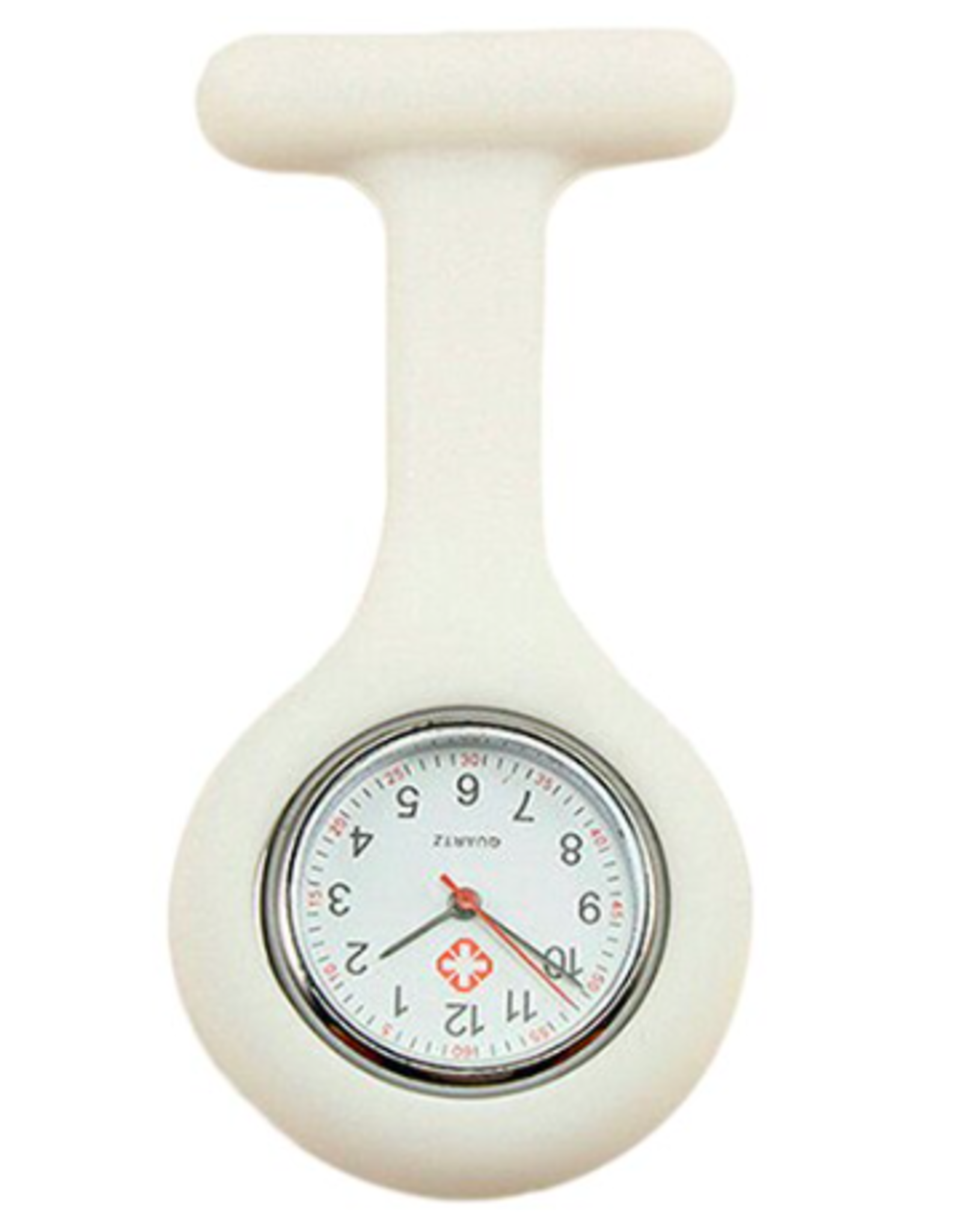 Infirmière Nurse watch blanc