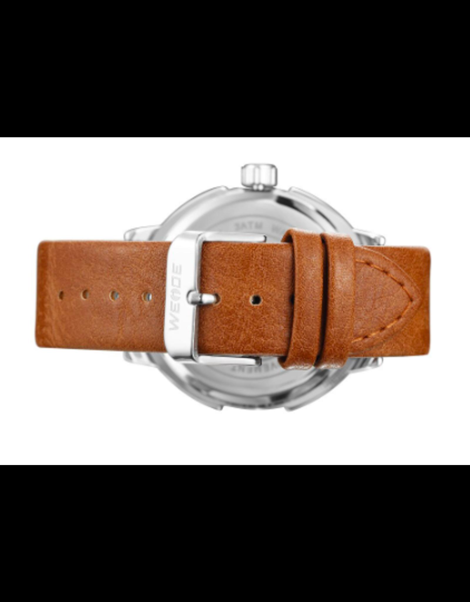 Weide Bracelet brun, fond noir