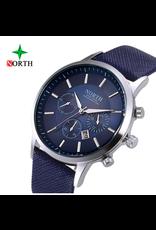 North Bleu marin