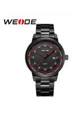 Weide Noir + index rouges