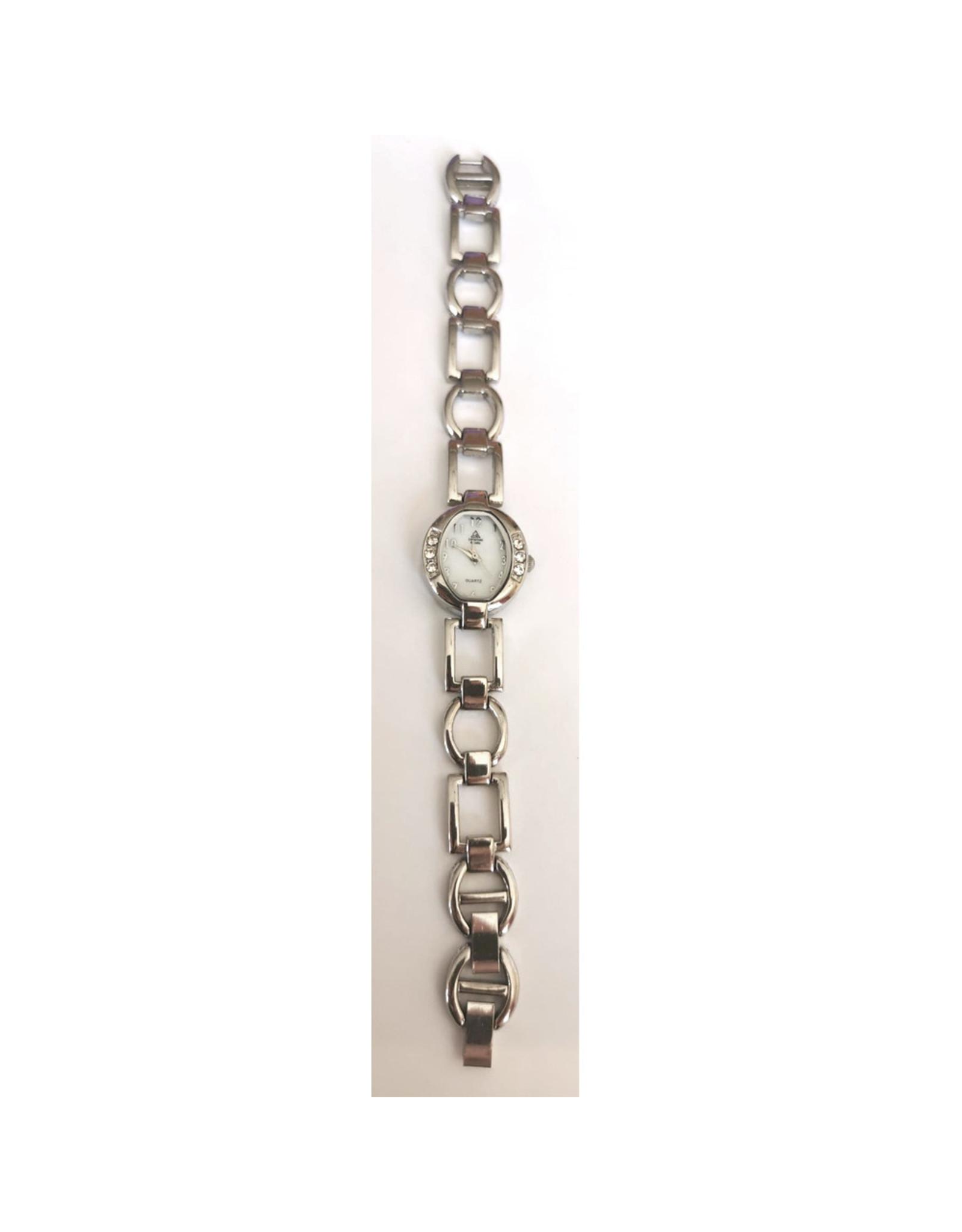 Christian Ricard Argent carré arrondi bracelet