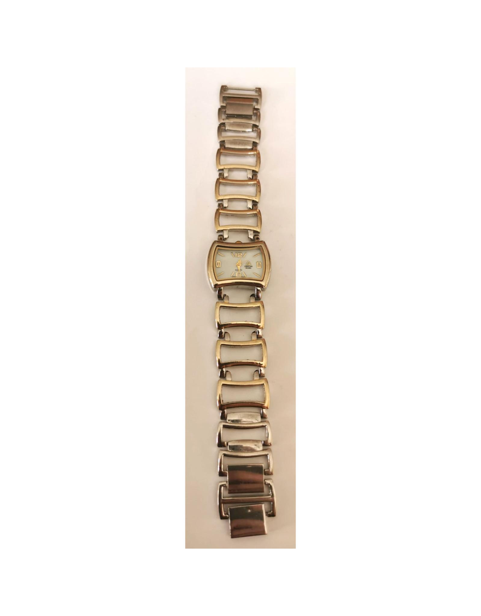 Christian Ricard Rectangle 2 tons courbée