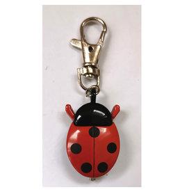 Porte-clés Coccinelle rouge