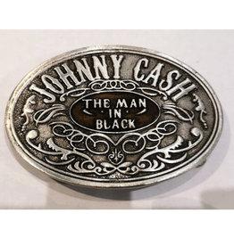 Boucle Johnny Cash oval (B57)