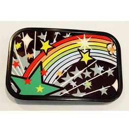Boucle Étoiles et arc-en-ciel colorés (B50)