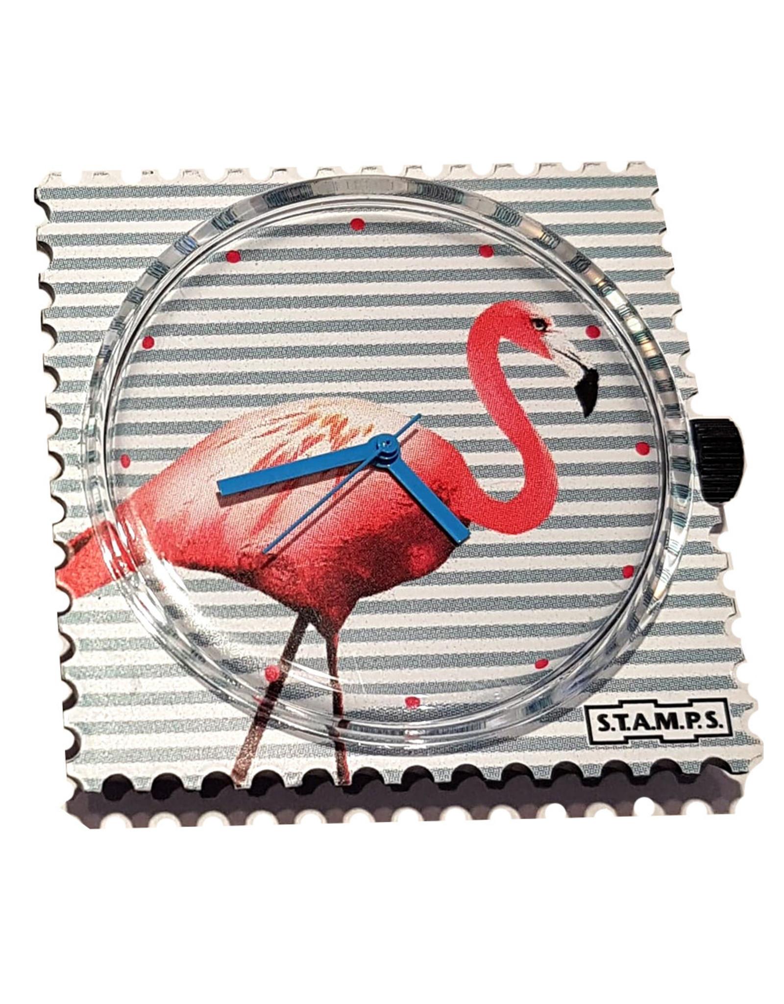 S.T.A.M.P.S Flamant rose T103760