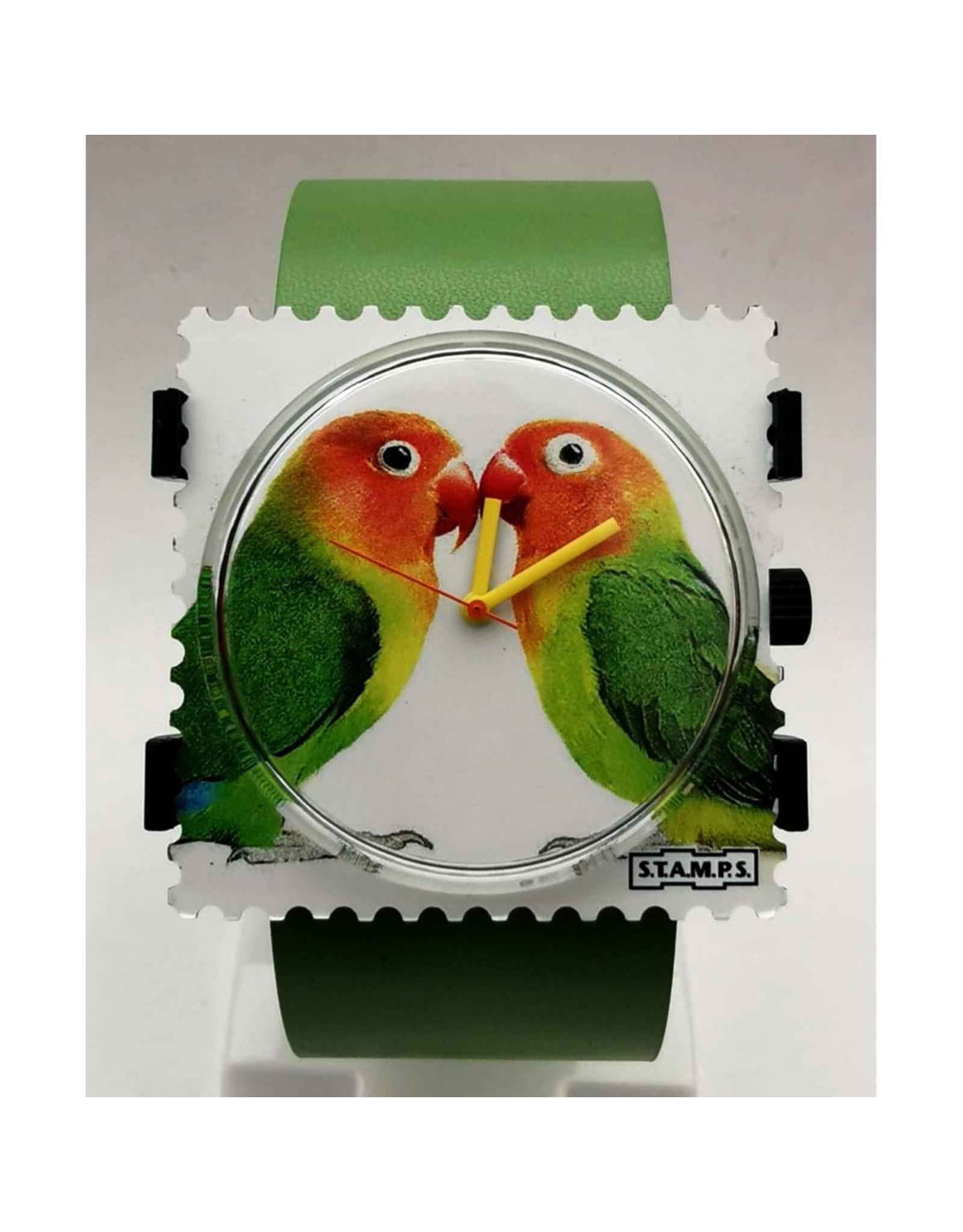 S.T.A.M.P.S Lovebirds T100320