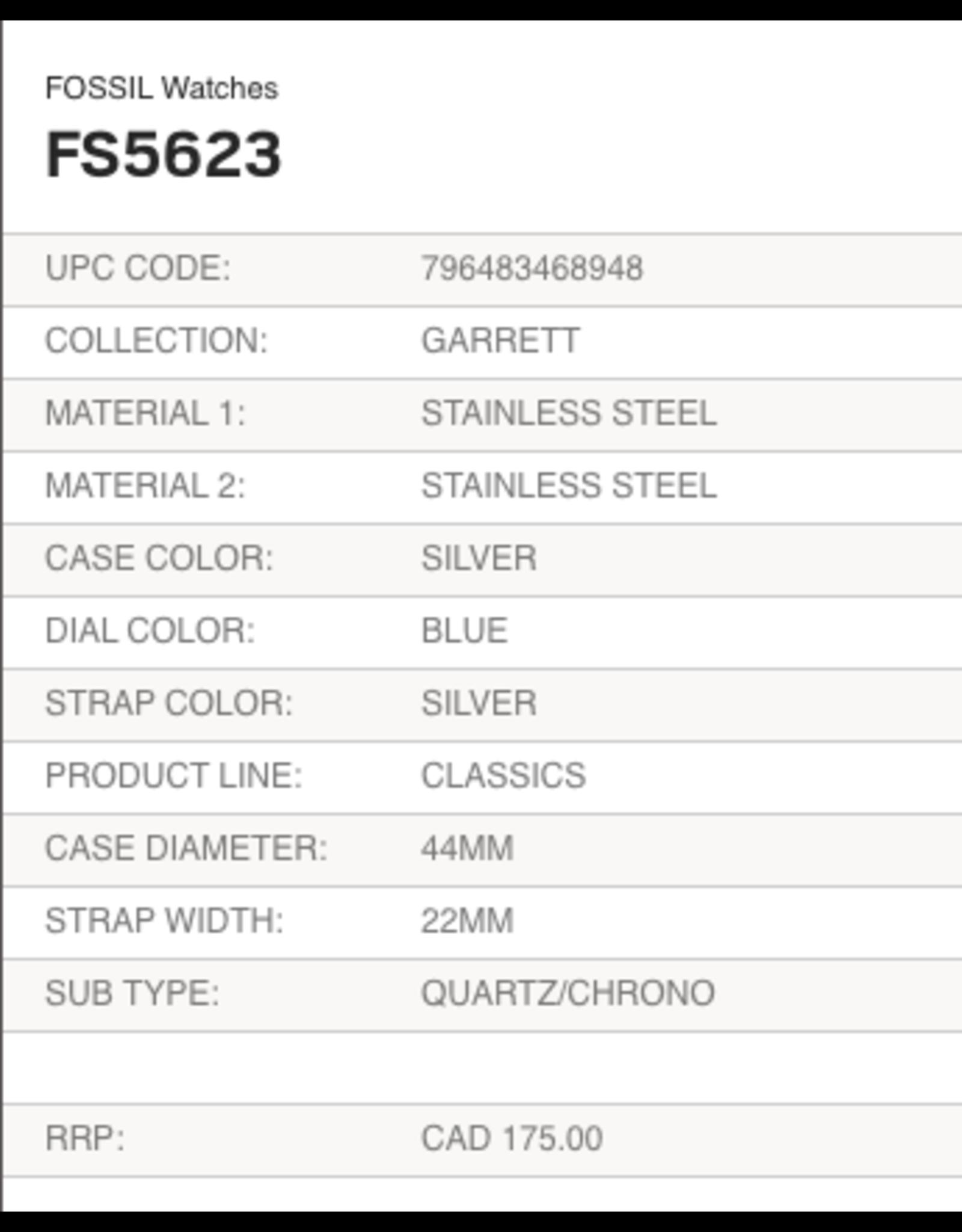 Fossil FS5623 Garrett