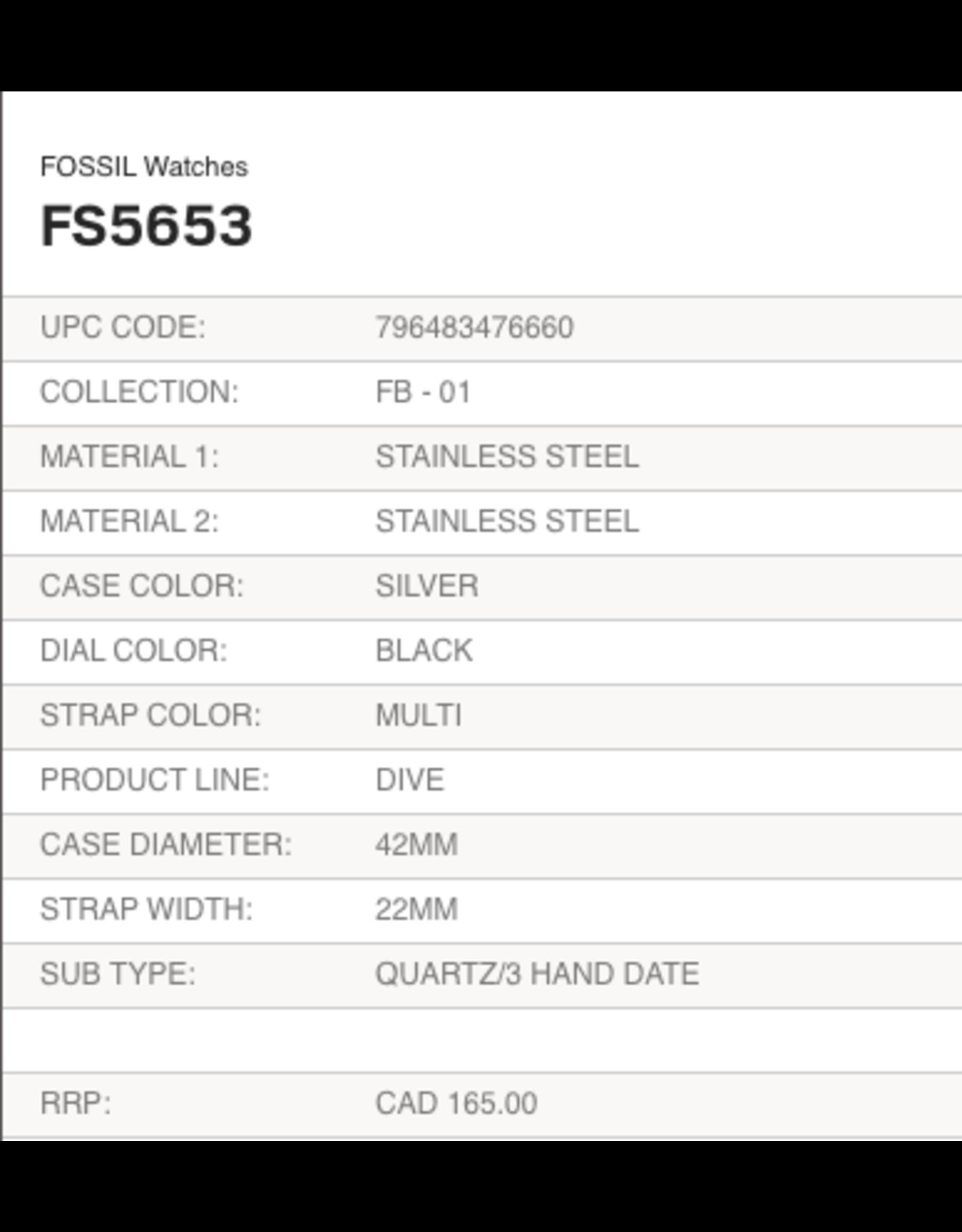 Fossil FS5653