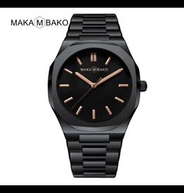Makambako Noir mat index or rose