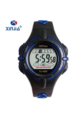 Xinjia Noir et bleu-3