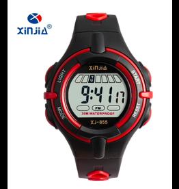 Xinjia Noir et rouge-3