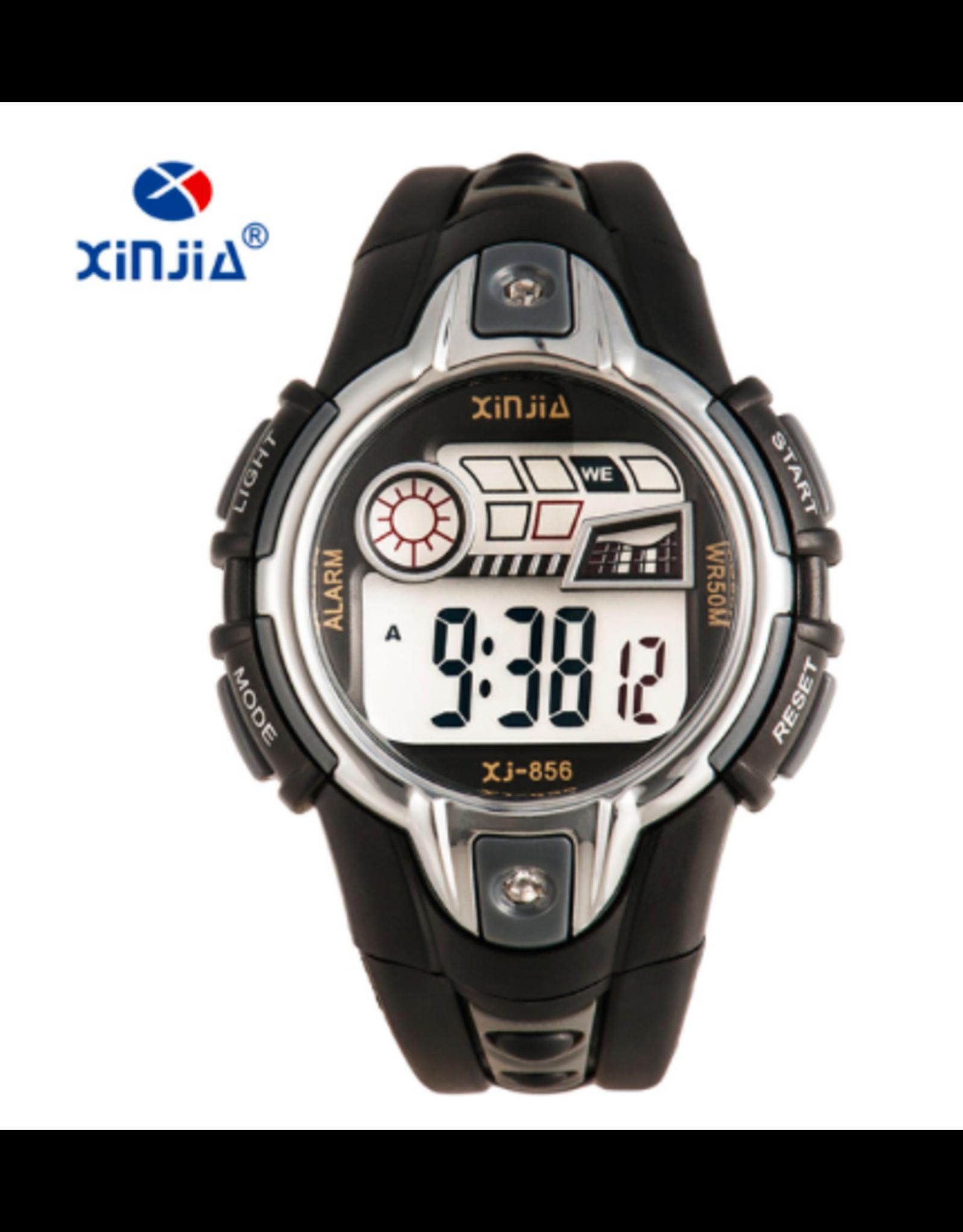 Xinjia Noir et gris-2