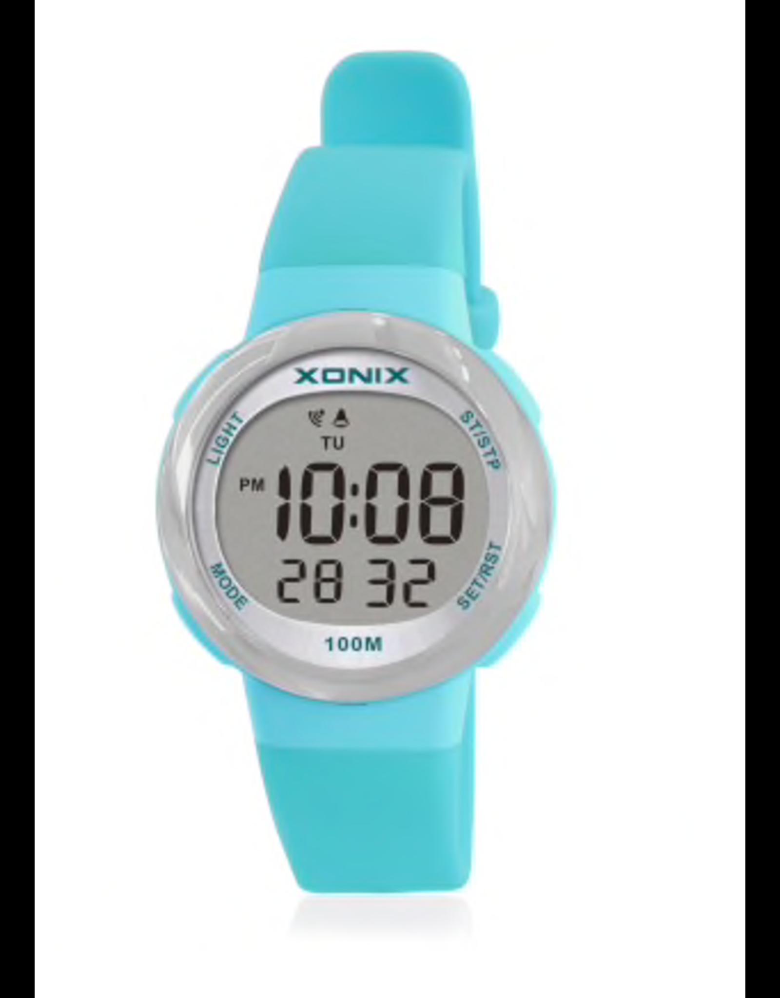 Xonix Petite turquoise ronde