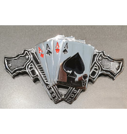 Boucle Poker & Guns (B68)