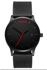 MVMT L213.5L.551 Black Leather Classic