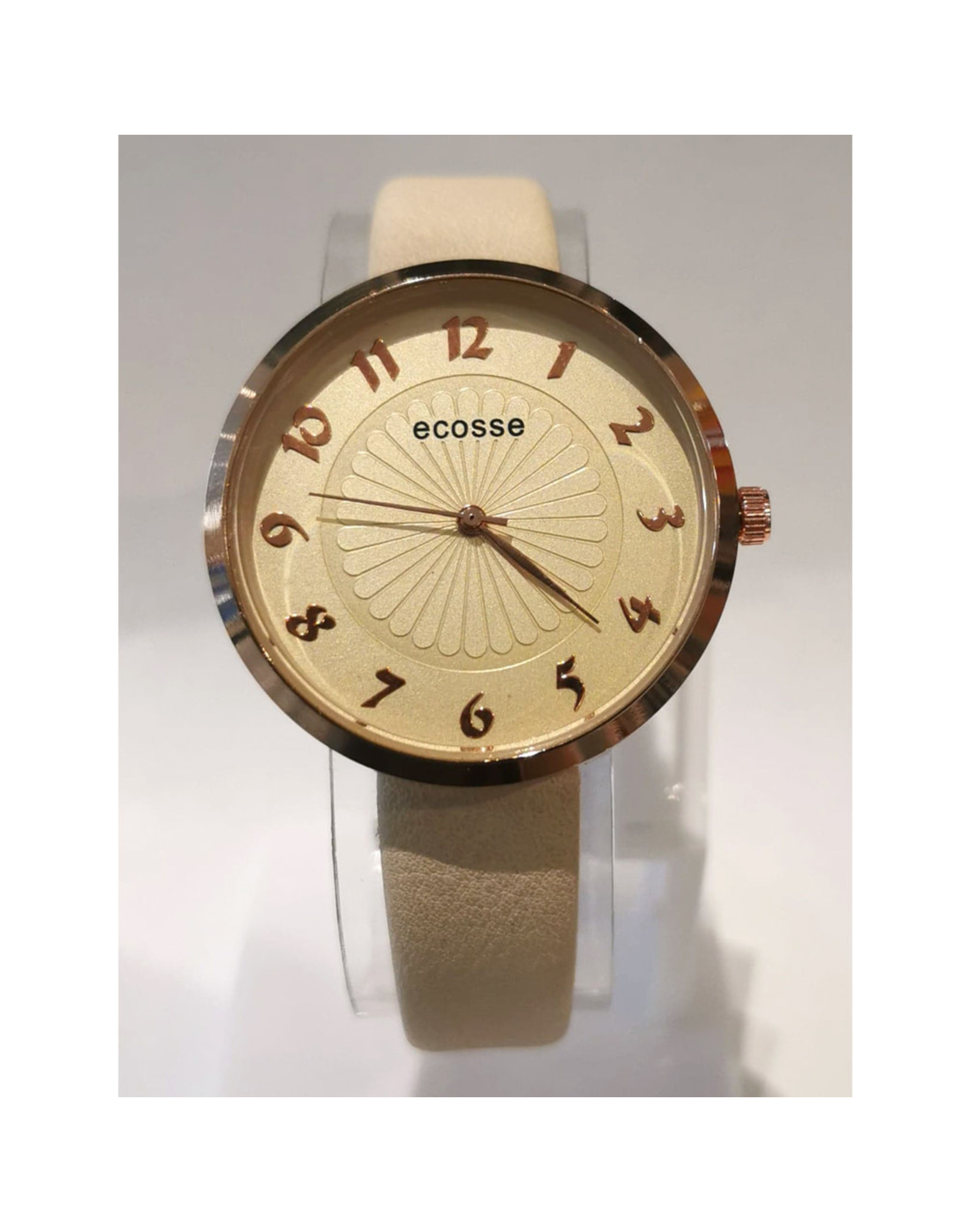 Écosse Medium-cuir beige
