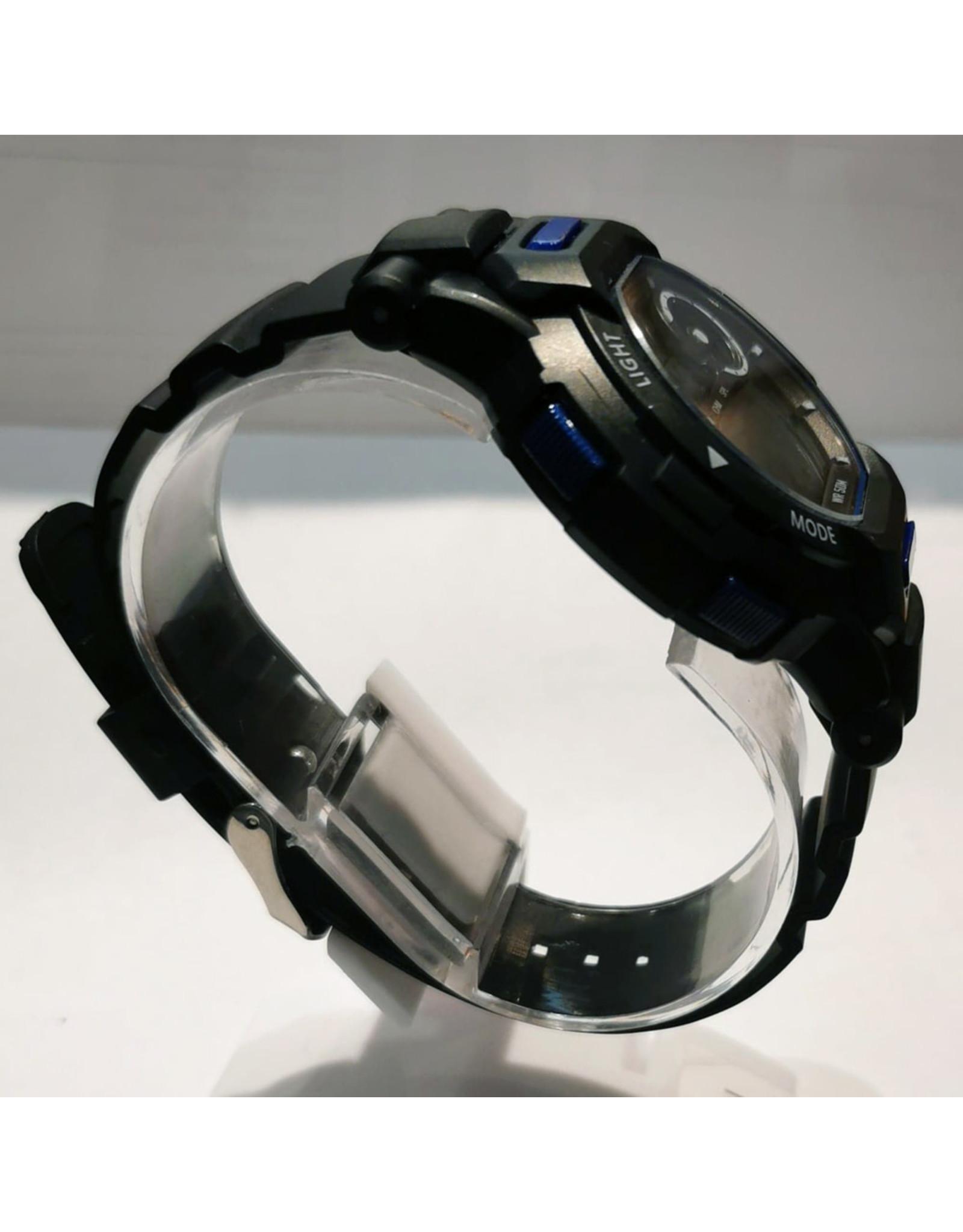 Aspen AP303-3 Noir et Bleu