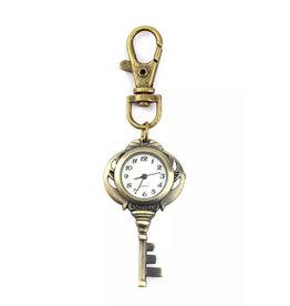 Porte-clés Montre porte-clés / Clé bronze