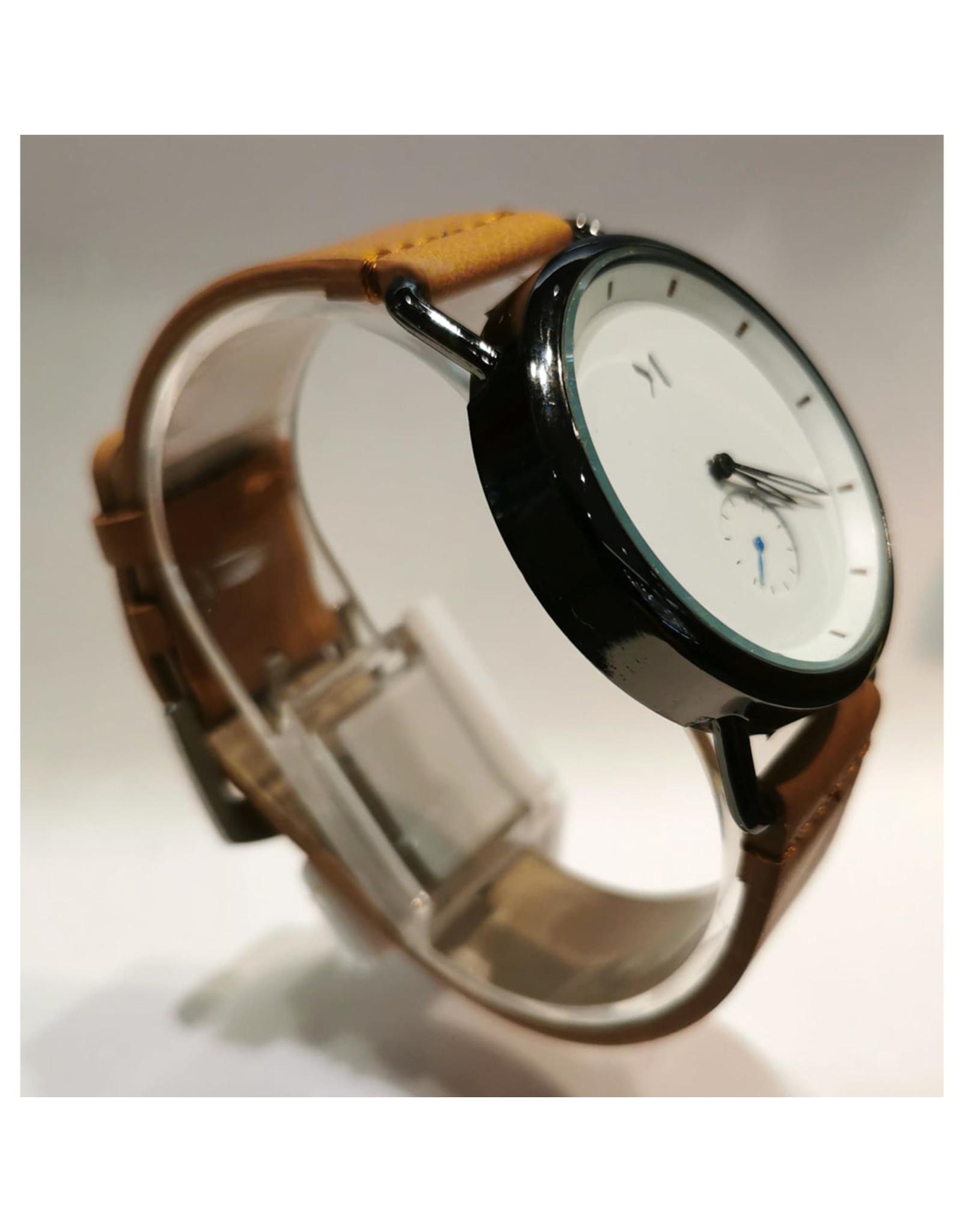 Fashion watch Style MVMT tan