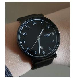 Mitina M-879 Cuir noir
