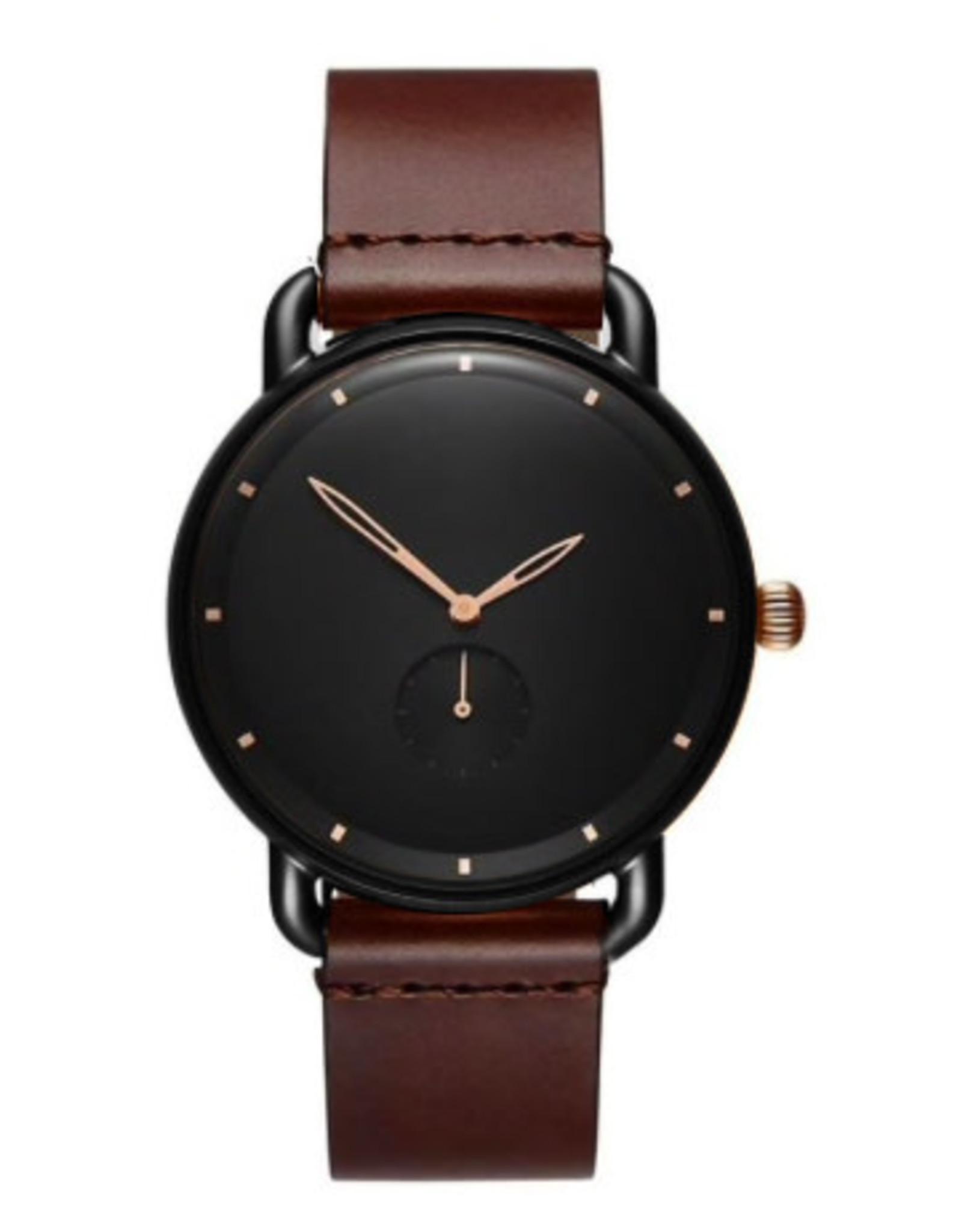 TVK Bracelet brun foncé, style MVMT