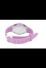 Xonix Petite ovale rose pâle fléchée
