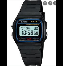 Casio F91W-1CR