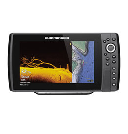 Humminbird HELIX 10® MEGA DI+ GPS G4N