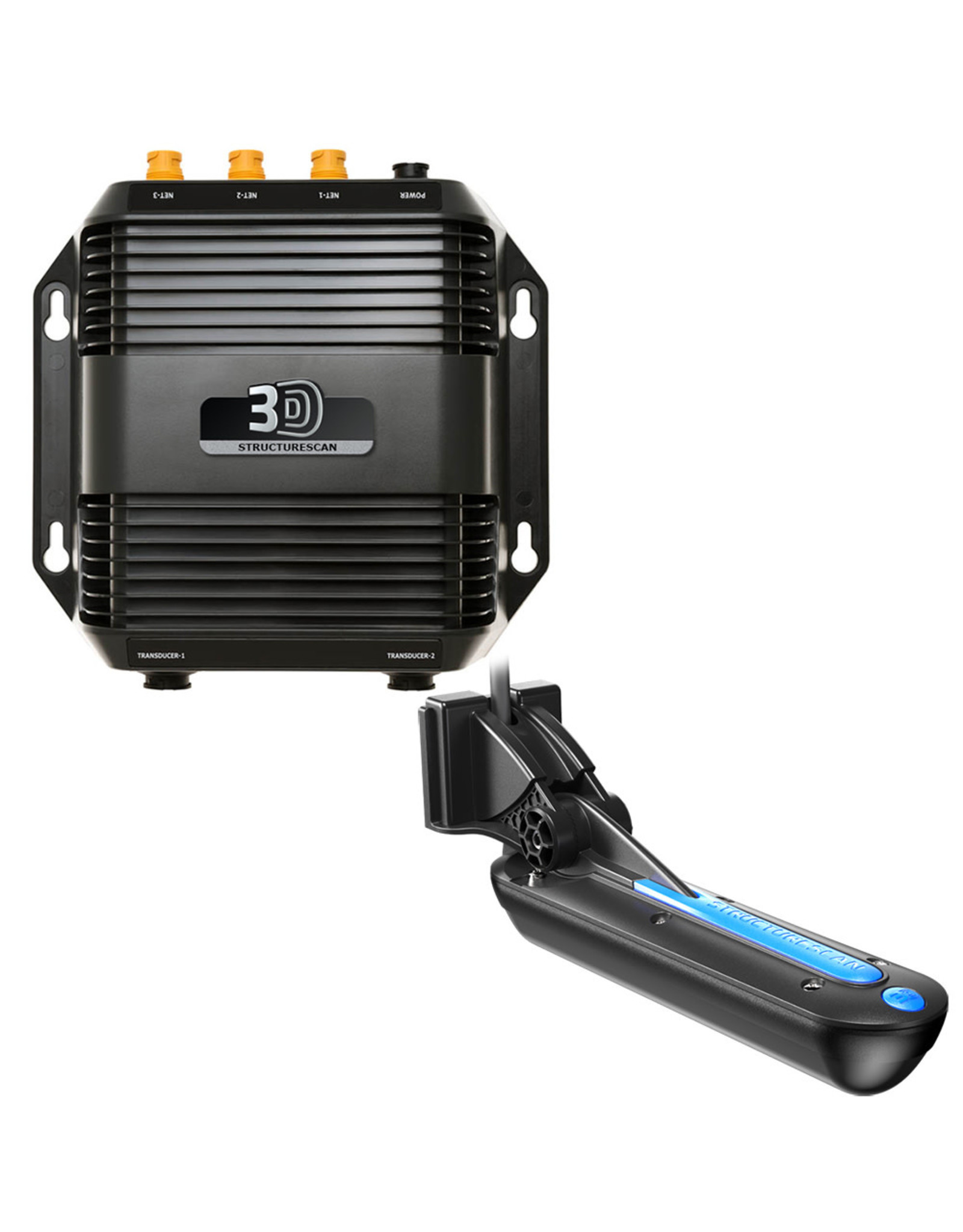 Lowrance StructureScan® 3D SideScan Imaging for HDS Gen3, NSS evo2 & NSO evo2