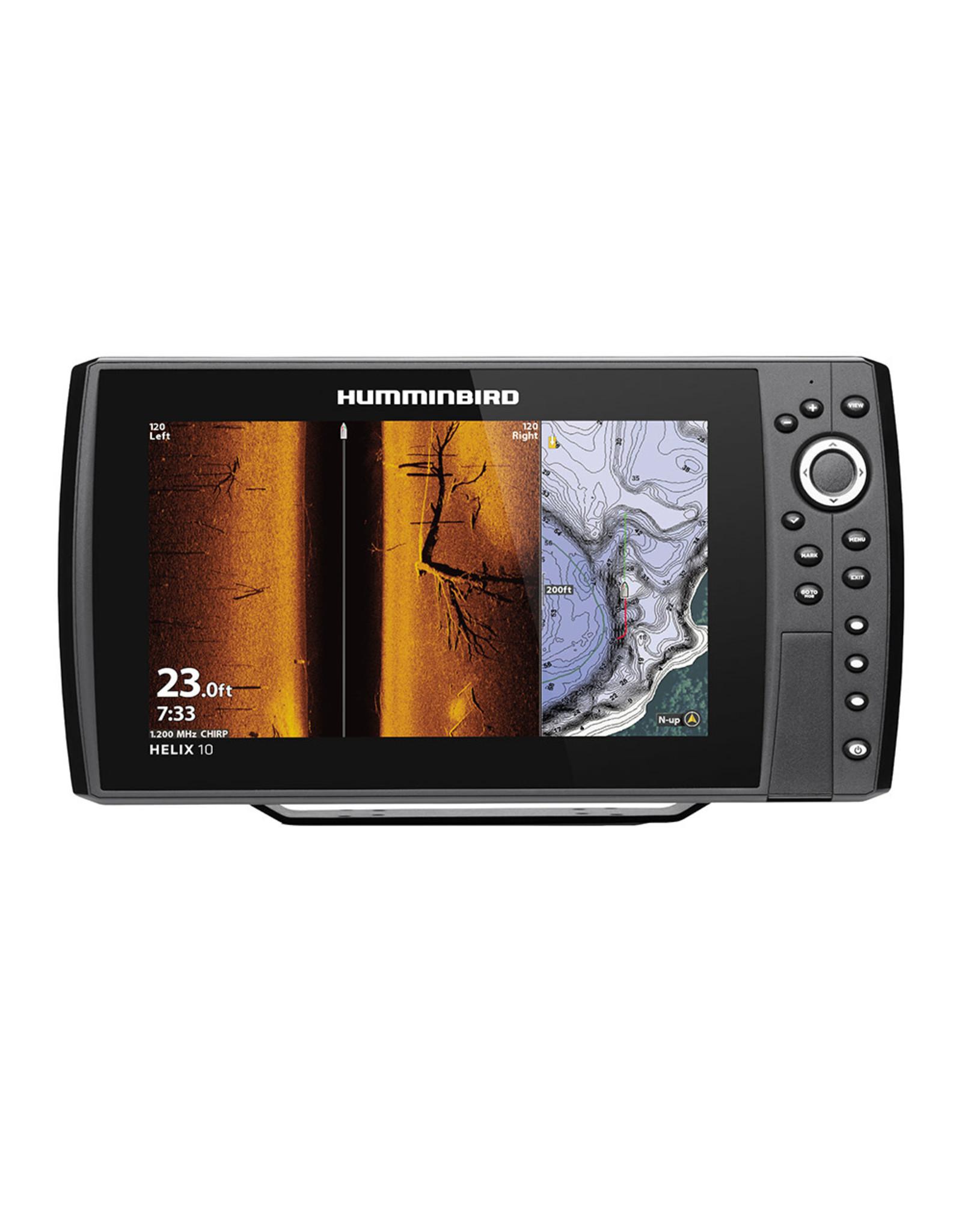 Humminbird HELIX 10® MEGA SI+ GPS G4N