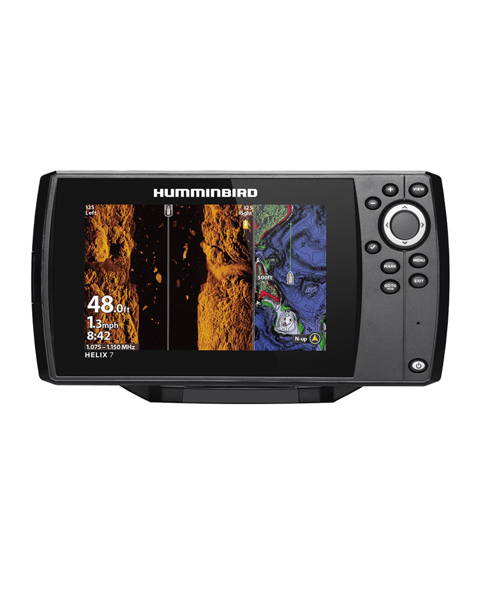Humminbird HELIX® 7 CHIRP MEGA SI Fishfinder/GPS Combo G3N
