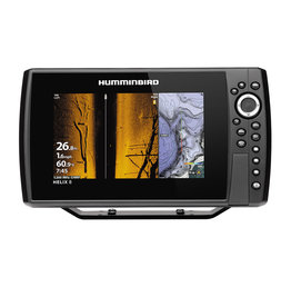 Humminbird Helix 8 Mega SI GPS G3N