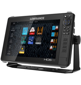 Lowrance HDS-12 Live No Transducer with C-MAP Pro Chart