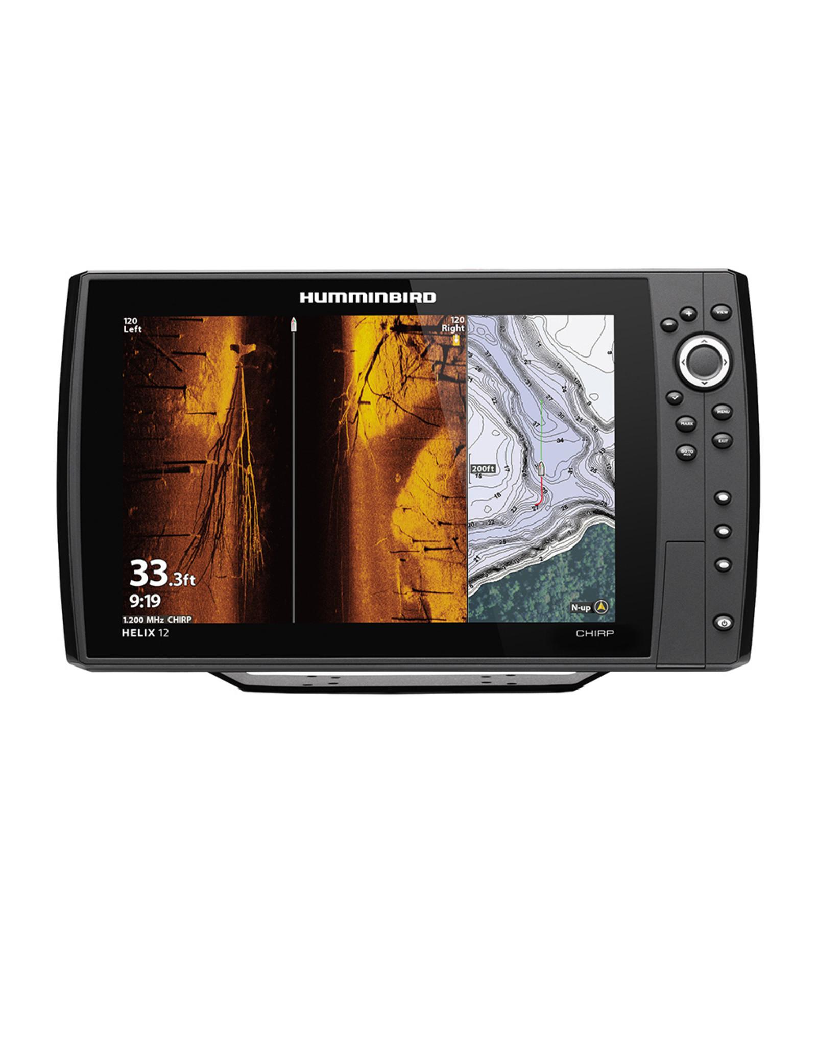 Humminbird HELIX 12® CHIRP MEGA SI+ GPS G4N