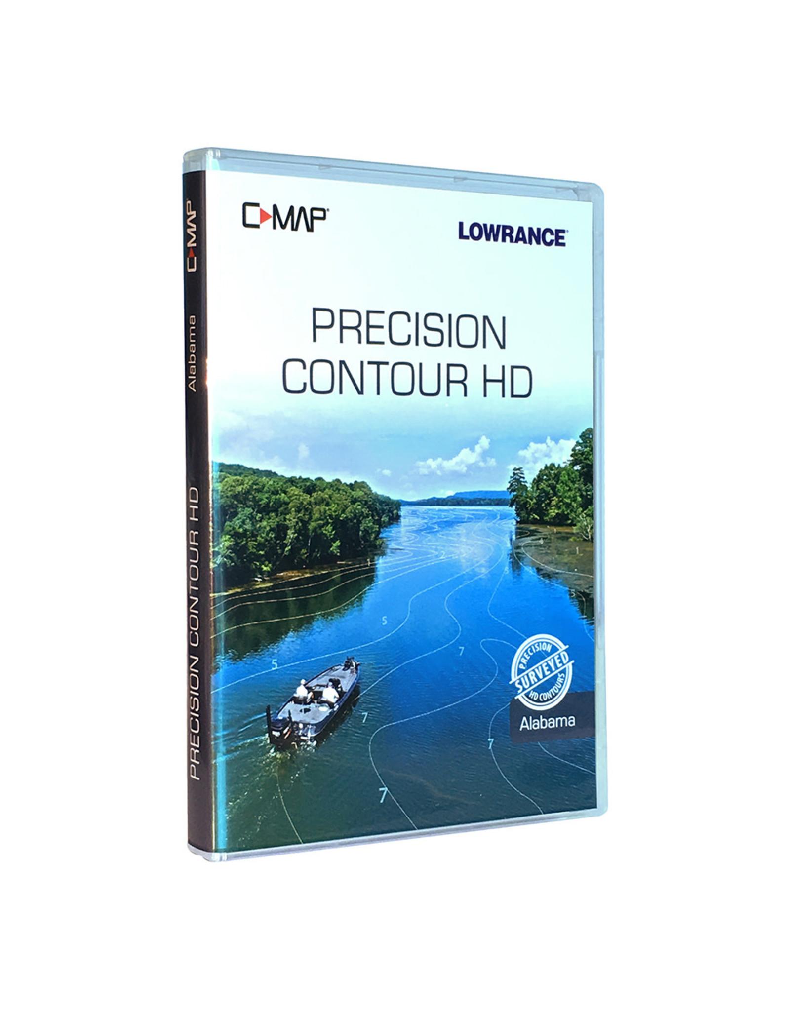 Lowrance C-Map Precision Contour HD AL