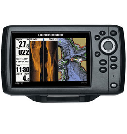 Humminbird HELIX 5 Chirp G2 SI/GPS Combo