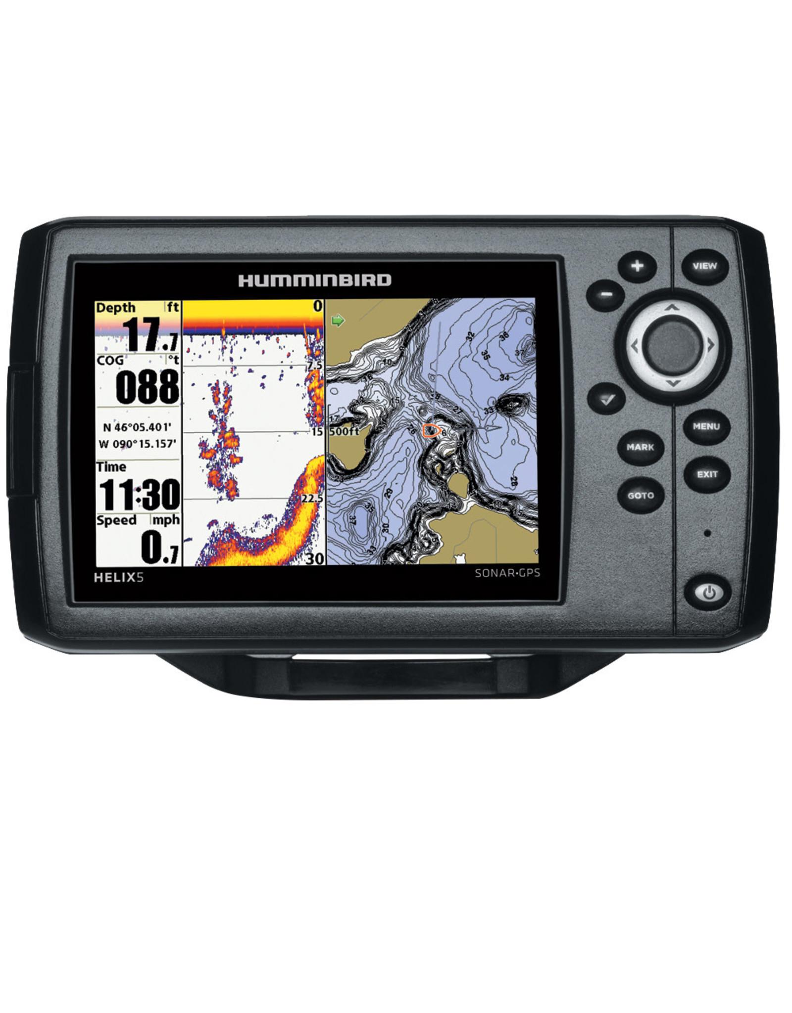 Humminbird Humminbird HELIX 5 G2 Chirp Sonar/GPS Combo