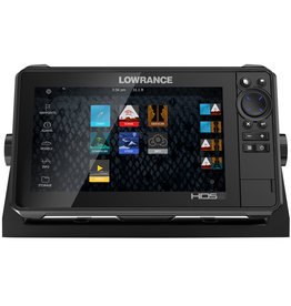 Lowrance HDS-9 LIVE with Active Imaging 3-in-1 Transom Mount & C-MAP Pro Chart