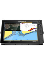 Lowrance HDS-16 LIVE with Active Imaging 3-in-1 Transom Mount & C-MAP Pro Chart