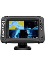 Lowrance Elite-7 Ti² Combo with HDI Transducer & US Inland Chart