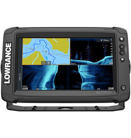 Lowrance Elite 9 Ti² Combo No Transducer with US Inland Chart