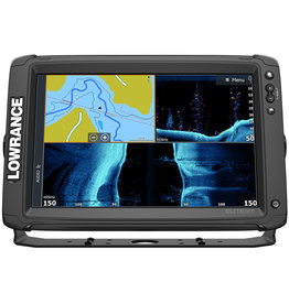 Lowrance Elite-12 Ti² Combo with Active Imaging 3-in-1 Transducer & US/Canada Nav+ Chart