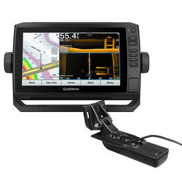 Garmin Echomap™ UHD 93sv US LakeVü G3 with GT54UHD