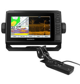 Garmin Echomap™ UHD 73cv US LakeVü g3 with GT54UHD