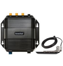 Lowrance Navico SonarHub™ Sounder Module w/ StructureScan HD LSS-2 Transom mount Transducer
