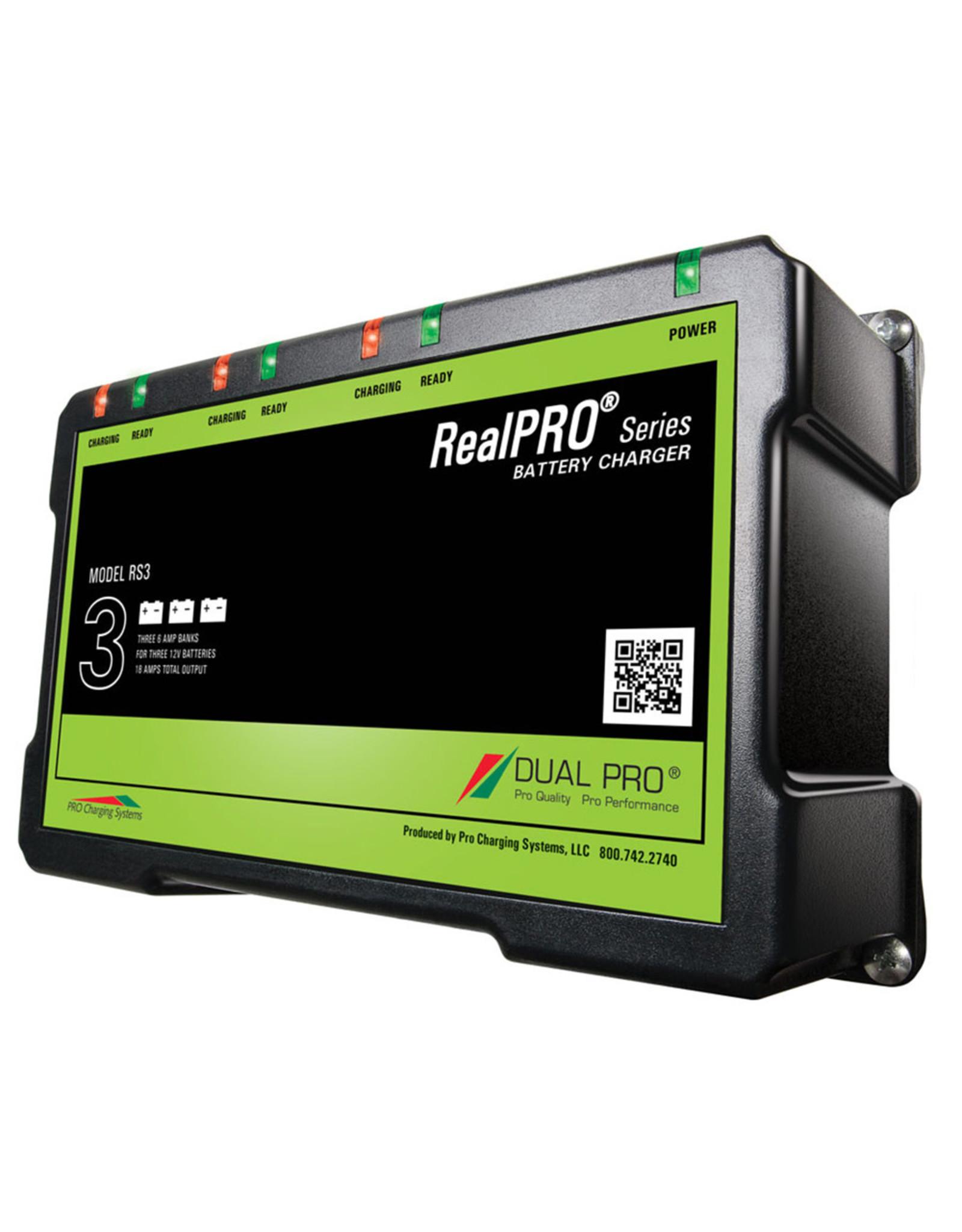 Dual Pro Dual Pro RS3 6amp x 3