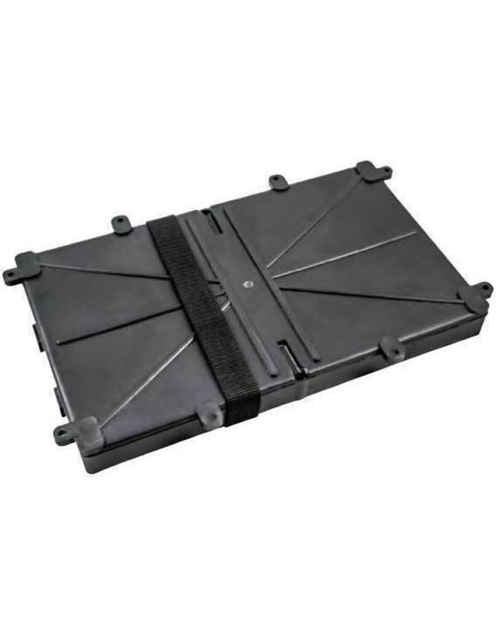 TH Marine Battery Tray 24/24M Series With Stainless Buckle